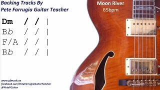Moon-River-Backing-Track