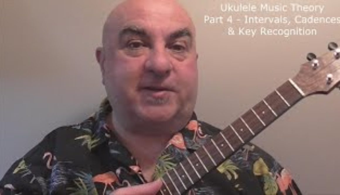 Ukulele-Music-Theory-Part-4-Intervals-Cadences-Key-Recognition